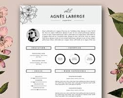 fashion resume templates fashion resume templates lovely modern resume template cover