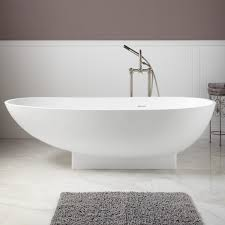 furniture home free standing bathtubs shapes interior simple