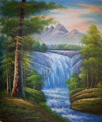 beautiful paintings of nature scenes best painting 2018
