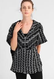 women jackets u0026 gilets mara hoffman rugs waistcoat black cream