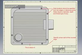 Cad Drafting Table How To Prepare Your Cad Files For Manufacturing