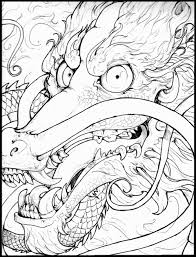 happy chinese dragon coloring pages 1508 chinese dragon coloring