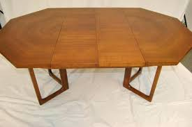 mid century modern dining table diy furniture room chairs vintage