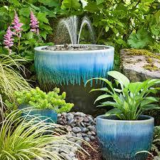 Backyard Fountains Ideas Design For Solar Power Water Ideas Diy Garden