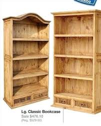 Rustic Pine Nightstand Bookcase Rustic Pine Furniture Los Angeles Mexican Rustic
