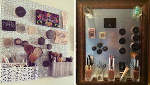 Organizing Makeup Vanity 7 Clever Ways To Organize Your Vanity And Makeup The Shelving Store