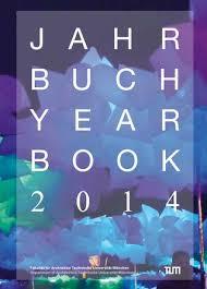 hochschule mã nchen design jahrbuch 2015 by fakultät für architektur tu münchen issuu