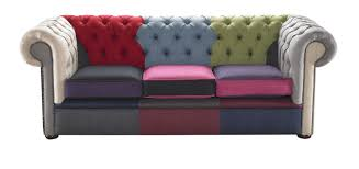 Fabric Chesterfield Sofas by Trendy Sofas Uk Leather Sectional Sofa