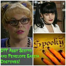 Abby Sciuto Halloween Costume Diy Costumes Abby Ncis Penelope Criminal Minds