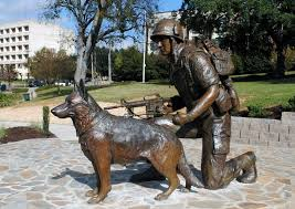 dog memorial war dogs memorial columbia south carolina sc