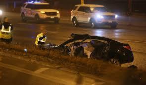 3 killed 1 seriously injured in crash on eisenhower chicago tribune