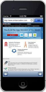 browsers for android mobile mobile tutorial using the web browser component ios and android