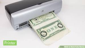 how to make fake money 14 steps with pictures wikihow