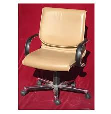 chair rental denver chrome padded leather rolling office arm chair wright