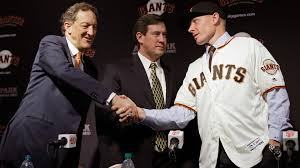 giants one of record six mlb teams to pay luxury tax this season