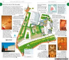 схемы усадьбы кусково коломенское и улиц москвы из путеводителя