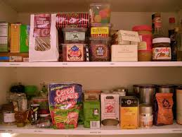 organize your pantry with this neat kitchen solution