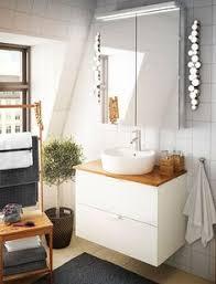 Bathroom Lights Ikea Godmorgon Odensvik Element S Umivaonikom Daje Kupaonici Umirujući