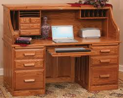 Roll Top Computer Desks Desk Design Ideas Roll Top Computer For Home Office Roll Top