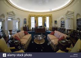 chic cool office clinton oval office replica president clinton