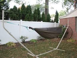 backyard hammock stand hammock forums gallery