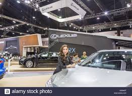 lexus thailand lexus car in showroom stock photos u0026 lexus car in showroom stock