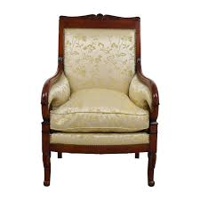 damask chair 90 silk damask gold upholstered chair chairs