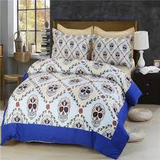 King Size Duvet Cover Sets Sale Online Get Cheap Skull Queen Sheets Aliexpress Com Alibaba Group