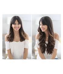 hair accessories online india capillatura black casual hair extension hair accessories buy