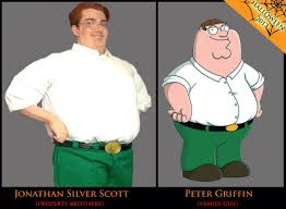 Family Guy Halloween Costume Favorite Property Brother Jonathan Peter Griffin Family