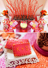 Indian Engagement Decoration Ideas Home Stylish Mehndi Tray For Sweets Trendyoutlook Com