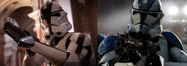 battlefront 2017 v revenge of the sith 2005 starwars