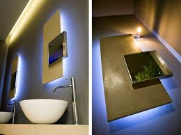 Best  Bathroom Mirrors With Lights Ideas On Pinterest Vanity - Mirror lights for bathroom
