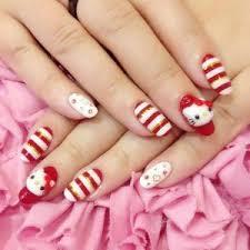 14 best hello kitty images on pinterest hello kitty nails make