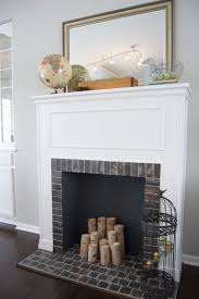Fireplace Mantel Shelf Plans Free by How To Build A Faux Fireplace Matsutake Chapman Architecture The