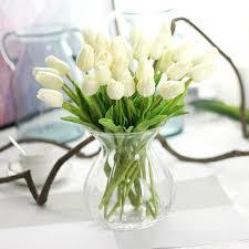 Wholesale Flowers Pu Mini Tulip Flowers Cross Border Aliexpress Wholesale Flower