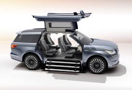 Lincoln Continental Matrix Lincoln Continental Concept Revealed Previews 2016 Model