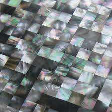 great ideas and pictures of iridescent bathroom tiles