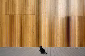 rivestimento listelli legno come fare un rivestimento di facciata