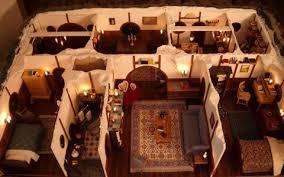 hobbit home interior frodo s hobbit house neatorama