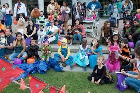 downtown la halloween festival for dtla kids