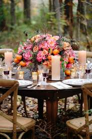 5 floral centerpieces inspire your thanksgiving u2014 sis