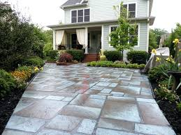 2017 Stamped Concrete Patio Cost Patio Ideas Backyard Stamped Concrete Patio Ideas Backyard