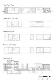Floor Plan Magazines Casa 1014 H Arquitectes Buscar Con Google Architecture