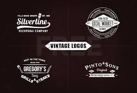 design a vintage logo free free vintage logo templates vol 1 graphicsfuel