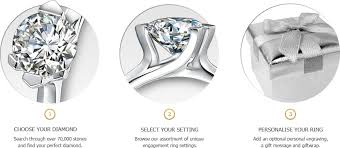 create your own ring design your own rings la vivion