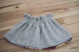 paper bag toddler shorts pattern skirt tutorial
