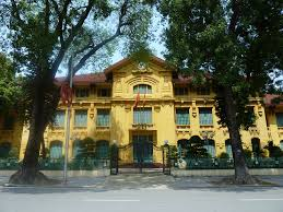 french colonial architecture in hanoi travels with a nubian hound