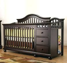 Convertible Crib With Storage Cribs With Storage Cribs With Storage Drawers Photo 5 Of