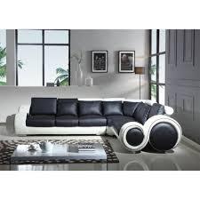 canape angle pas cher design canapé d angle droit fixe relax en simili 6 places